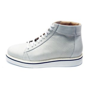 Sneakers rialzate Made in Italy Smith34-C